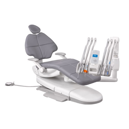 A-dec 500 Dental Chair Continental Delivery System