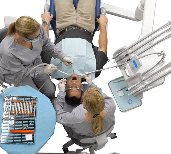 A-dec dental waterline maintenance solution