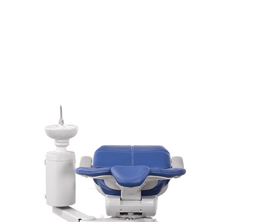 A-dec 500 Dental Chair Support Center