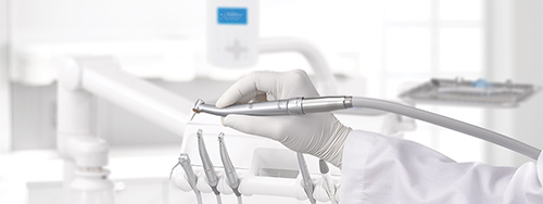 Advanced Air Dental Handpiece
