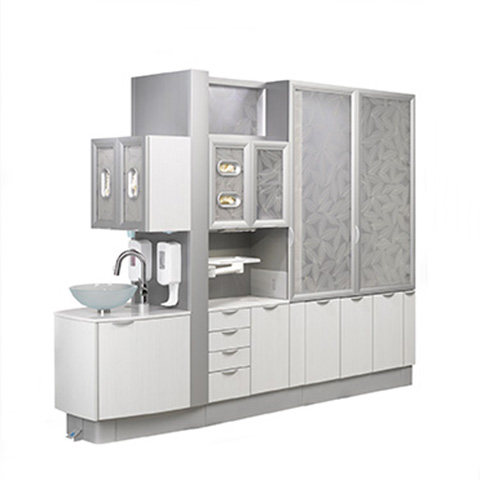 A-dec inspire dental cabinet